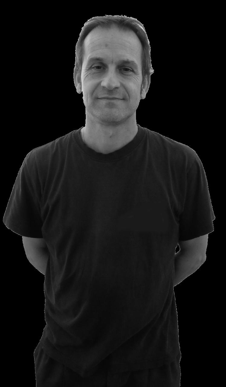 Franck Nauleau collaborateur tourneur sur commande